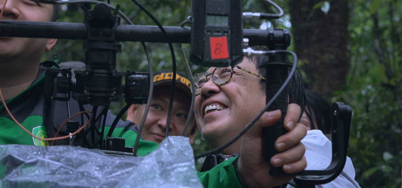 我が心の香港、映画監督アン・ホイ